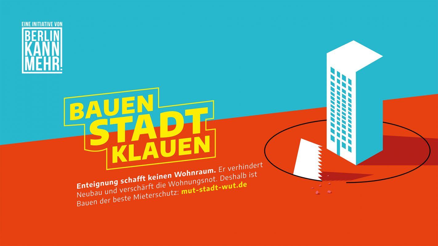 Mut Stadt Wut: Mietendeckel, Enteignen & Co.